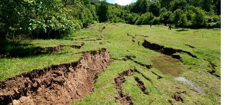 When everything falls apart soil erosion truths solutions for Everything about soil